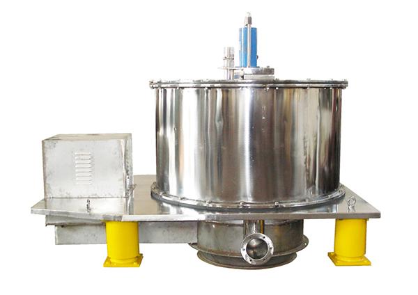 PZ立式下部重力卸料离心机