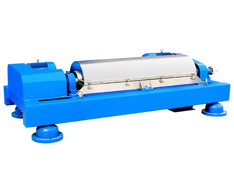 LW400系列卧式螺旋卸料沉降离心机
